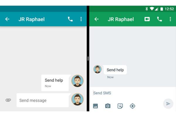 google-messaging