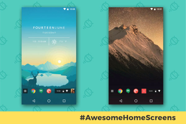 awesome-android-home-screens-chrome-phone